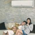 Sử dụng máy lạnh mùa hè