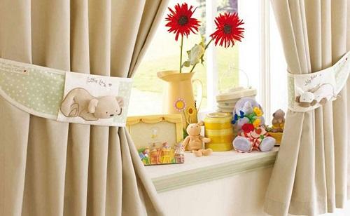 Giảm công sức bỏ ra khi giặt rèm cửa với máy giặt cho gia đình